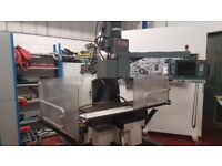 RAMBO POWERCENTRE 5V CNC TURRET MILLING MACHINE