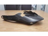 Triumph Speed Triple Carbon Fibre Tail Light Cover Gloss