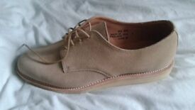 Brand new Richard James Savile Row leather shoes, Made in England, size UK9, Eur 43.