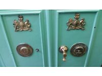 OFFICE SAFES - 7 MEDIUM AND LARGE SAFES - FREE IF REMOVED FROM SITE
