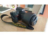 Nikon D810 DSLR 36.3MP *PRO KIT* *PRICE REDUCED!* Camera & fresh serviced 24-70mm lens