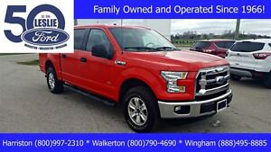 2015 Ford F-150 XLT 4X4 | One Owner | Tow Pkg