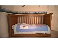 Mamas & Papas Ocean 2 Piece Set (Cot Bed & Chest of Drawers)