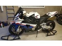 BMW S1000RR Sport, 2011, only 2400 miles