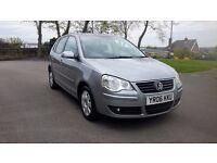 Volkswagen Polo 1.4 S *Rare Colour* *Low Mileage* *Parking Sensors*