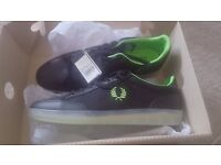 Fred Perry casual shoes/trainers Size 9