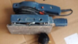 blackspur electric sander