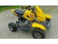 2 mini moto quads for sale