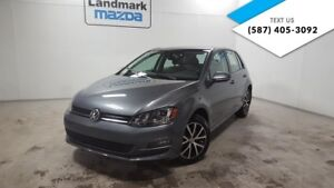 2016 Volkswagen Golf Highline... Loaded