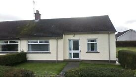 Semi-detached bungalow outside Saintfield