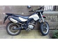 Great full size 125cc Ideal for commuters