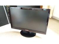 """Samsung SyncMaster P2450 24"""" LCD Monitor"""