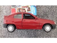 Mk2 Astra model cars for sale