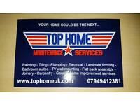 Handyman home maintenance