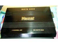 subwoofer Hertz and MAGNAT rock 6000!! Good condotion, 250W Rms