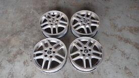 Vauxhall Vectra B SRi alloy wheels / 16 inch / 5 x 110 / 6J / ET37