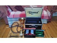 Roma Shisha pipe and accessories MISSING HOOKAH BASE