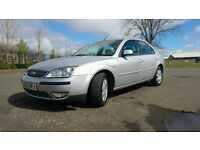 2007 Ford Mondeo 130 Zetec 2.0 TDCI 5 Door - MOT March 2018 - HPI Clear - 92101 Genuine Miles