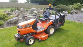 "2007 Kubota G21 Mower 21hp diesel 48"" deck good working order"