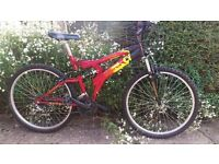 BIKE - UNIVERSAL -Sensible offers are welcomed..