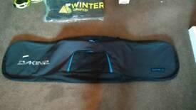 Dekine 157 snowboard bag used once