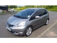 Honda Jazz 1.4 EX 5dr, Factory LPG, 9 Months MOT, Taxed To Drive Away