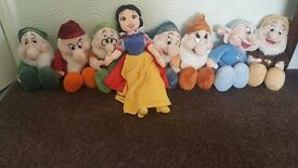 💥 snow white and 7 dwarfs 💥