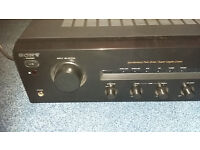 sony ta-fe370 intergrated stereo amplifier