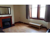 Recently Improved: Furnished 2 bedroomed flat to let in Strathmartine Road (2nd Floor).