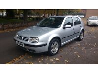 VW Golf 1.4s 5dr, 2 owners, VW FSH low miles, lots spent, ready to go