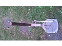 Vintage Drill Stand