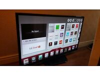 LG 60-Inch SUPER SMART FHD PLASMA TV, Built-in Wifi,Freeview HD,Netflix, Excellent condition