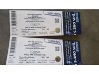 Coasts Tickets - 02 Kentish Town - 2 available - cheaper than face value