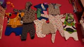 Baby Boys 6-9m Bundle