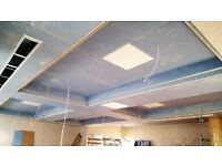 DRYLINERS ,CEILING FIXERS AND TAPE AND JOITER
