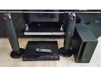Samsung home cinema theater blue ray dvd radio music player speaker
