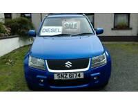 2007 Suzuki Grand Vitara £2550
