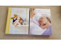 Pregnancy bible + Baby journal