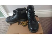 Kids Dr Martens boots UK size 13 Excellent Condition