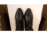 Ladies boots in size 6 (39) Made by Faith