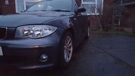 **REDUCED**BMW 1 Series 116i Grey - Great Condition - Economical