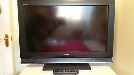 Sony Bravia 32 inch LCD television