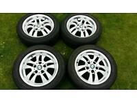 BMW wheels tyres alloys