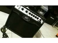 Peavey Vypyr VIP-1 20w guitar amp does guitar bass and acoustic 3in1