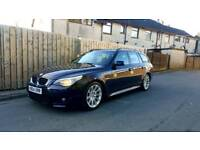 2005 BMW E61 525D MSPORT TOURING MAY SWAP or PX