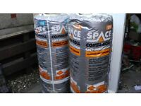 space combi roll insulation