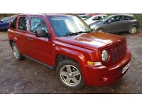 2008 Jeep Patriot 2.0CRD 4x4 Sport