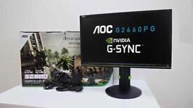AOC G2460PG G-SYNC Monitor