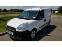 Fiat doblo van 1.3 diesel only 27.000 miles from new