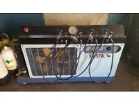 Bristol BP12m 40 Scuba Diving Breathing air compressor only 430 hours!!